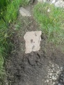 A footprint