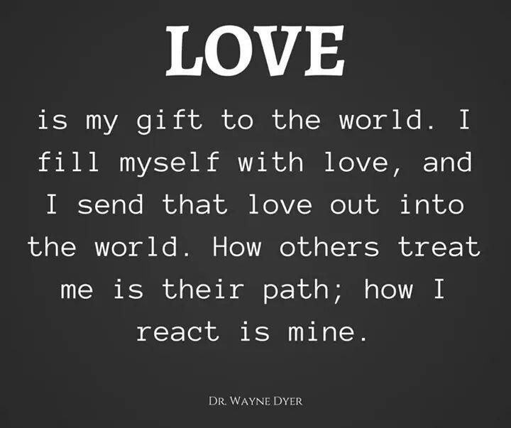 How I love