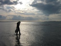 walking_in_the_water___by_dodephine