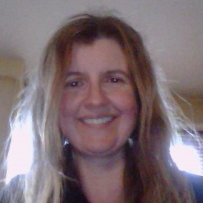 Head and shoulders of Diane Woodrow, author of The Little Yellow Boat and writing workshop facilitator in Abergele, Conwy and surrounding area